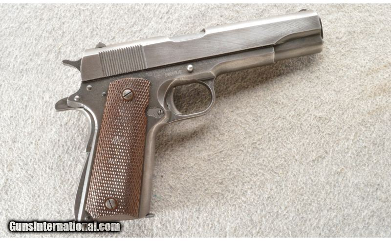 Remington Rand Inc ~ 1911 A1 ~  45 ACP