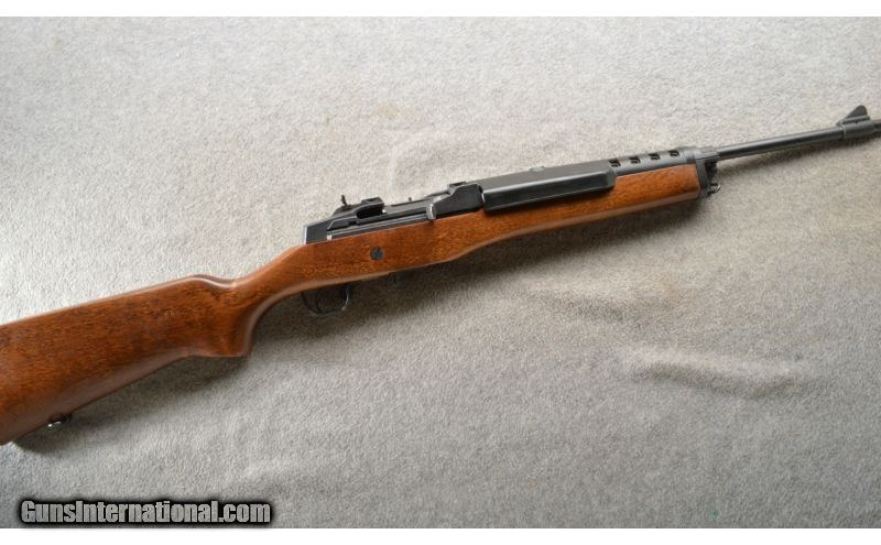 Ruger ~ Mini-14 Ranch Rifle ~  223 Rem