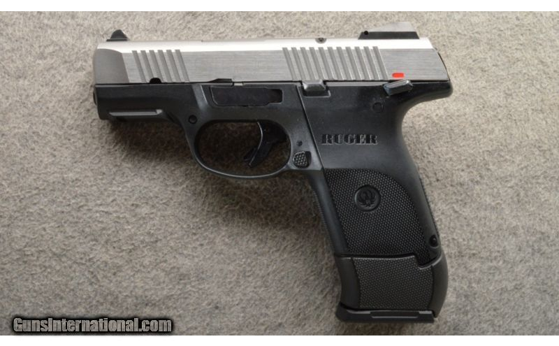 Ruger Sr9c Case