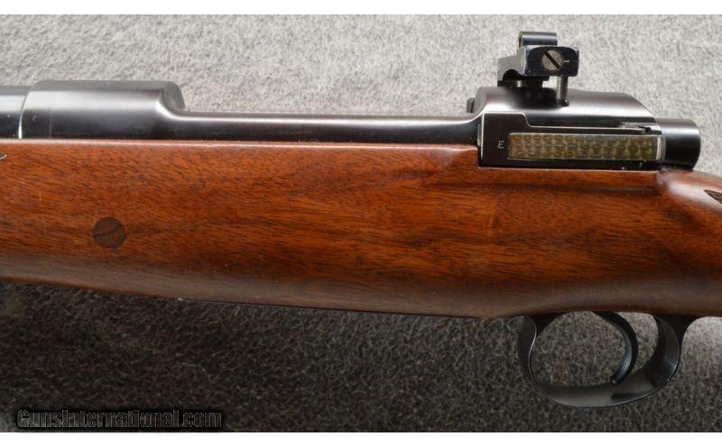 Remington ~ 1917 Custom ~  416 Rigby