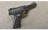 Browning ~ Buckmark ~ .22 LR ~ In Case