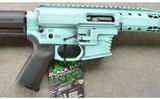 Black Rain Ordnance ~ Fallout CQB ~ 9mm ~ Battle Worn Tiffany Blue ~ NIB - 3 of 10