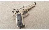 CZ-USA ~ 75 B Omega Urban Grey Suppressor-Ready ~ 9MM ~ In Case