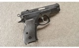 CZ-USA ~ 75 D Compact ~ 9MM ~ In Case