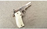 Star Arms ~ Model S ~ .380 ACP ~ With Case
