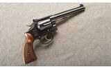 Smith & Wesson ~ Pre Model 17 ~ .22 LR.
