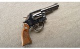 Smith & Wesson ~ 10-6 ~ .38 Special.