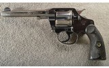 Colt ~ Police Positive ~ .38 S&W ~ Made in 1916 - 3 of 3