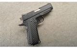 Dan Wesson ~ TCP (Tactical Commander Pistol) ~ 9 MM ~ In Case