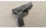 Springfield Armory ~ XD-9 ~ 9MM ~ With box