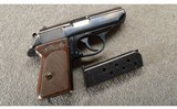 Walther ~ PPK-L ~ 7.65 (.32 ACP) ~ Made in 1969