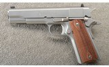 Remington ~ 1911 R1S Stainless ~ .45 ACP ~ NEW - 3 of 4
