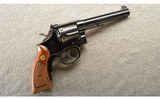 Smith & Wesson ~ K38 Target ~ .38 Special. - 1 of 3