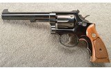 Smith & Wesson ~ K38 Target ~ .38 Special. - 3 of 3