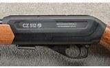 CZ-USA~512~.22 Long Rifle ~ NEW - 8 of 10
