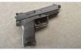 Heckler & Koch ~ USP Tactical ~ 9MM ~ With Case