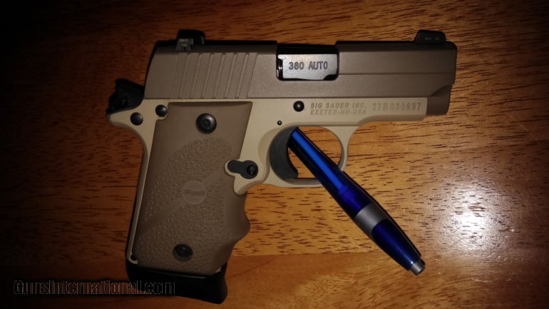 ambi safety for sig p238