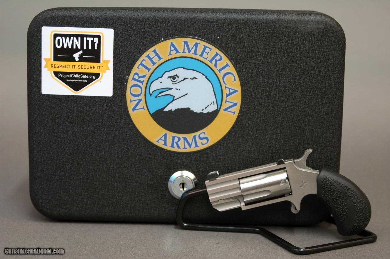 North American Arms Pug 22Magnum 1