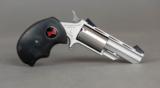 "North American Arms Black Widow Conversion 22LR/22WMR 2"" Barrel"