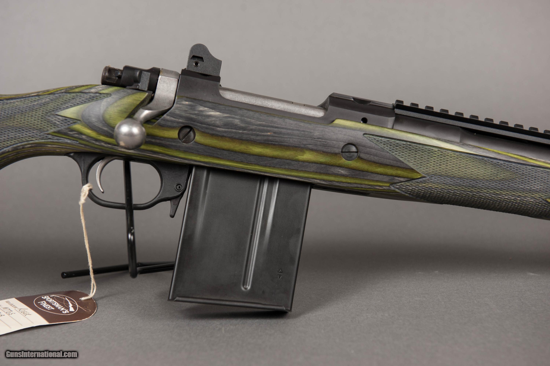 Ruger M77 Gunsite Scout 308WIN 16 5