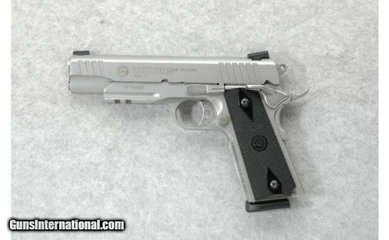 Taurus Model PT 1944 AR  45 ACP S S