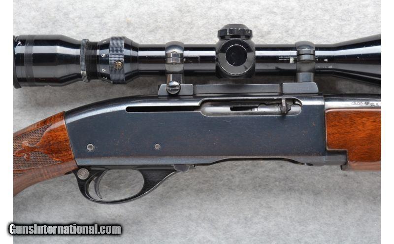 Remington model 7400 30 06 sprg sciox Gallery