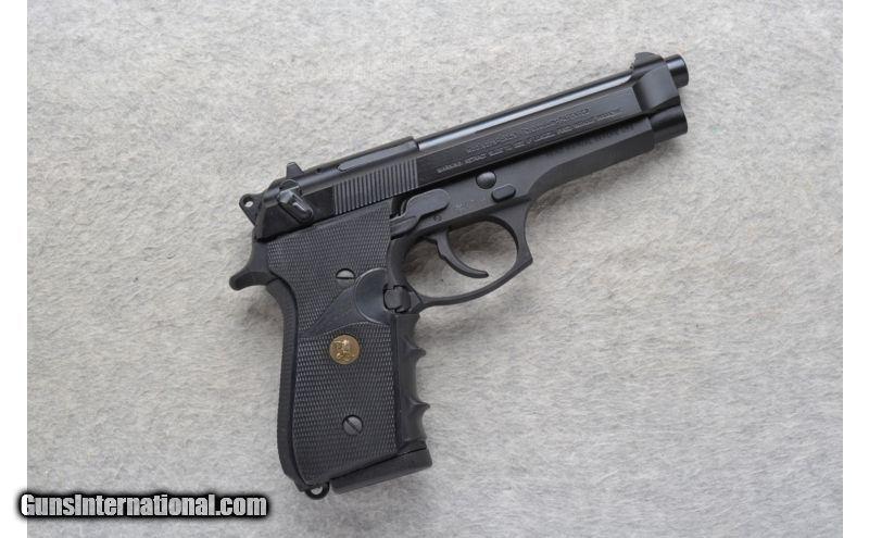 Beretta ~ 92FS ~ 9mm Para