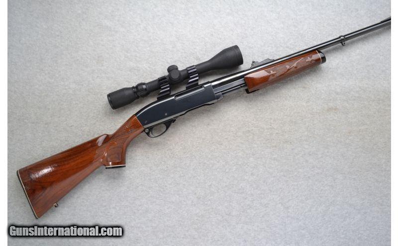Remington ~ 7600 ~  30-06 Sprg