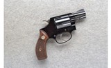 Smith & Wesson ~ 37 Airweight ~ .38 Special
