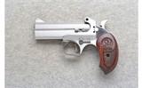 Bond Arms ~ Snake Slayer IV ~ .45 LC/.410 Ga. - .22 Magnum ~ 2 barrels - 2 of 3