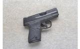 Smith & Wesson ~ M&P 40 Shield ~ .40 S&W