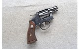 Smith & Wesson ~ D.A.Revolver ~ .38 Special