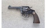 Colt ~ Police Positive ~ .38 S&W - 2 of 2
