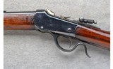 Winchester ~ 1885 Low Wall ~ .22 K Hornet - 8 of 10