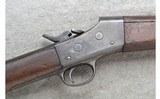 Remington ~ Rolling Block ~ 7mm Spanish Mauser - 3 of 10