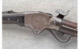 Burnside ~ 1865 Spencer Repeating Rife Carbine ~ 56-50 Spencer - 8 of 11