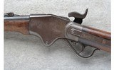 Burnside ~ 1865 Spencer Repeating Rifle Carbine ~ .54 Cal. - 8 of 11