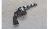 Colt ~ Police Positive ~ .38 S&W
