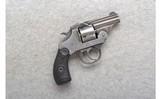 Iver Johnson ~ Top Break Revolver ~ .32 S&W