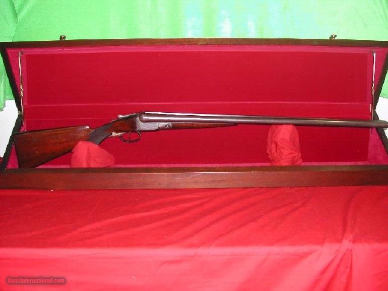 PARKER BROS 12 GA GH GRADE SXS SPORTING GUN ***** 100766 *****