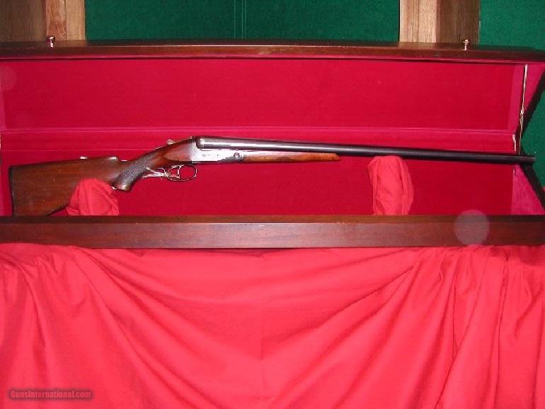 PARKER BROS 12 GA TROJAN GRADE SXS SPORTING GUN ***** SN 190157 ***** - 1 of 1