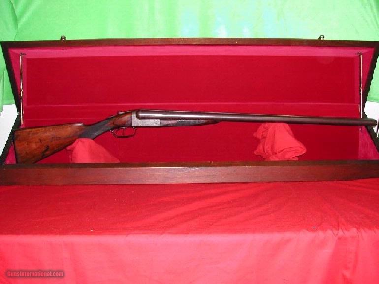 REMINGTON 12 GA MODEL 1894 SXS SPORTING GUN *****SOLD!*****