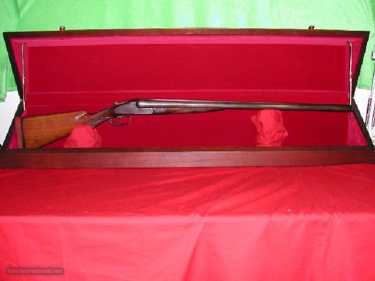 LEFEVER ARMS 12 GAH GRADE SXS SPORTING GUN ***** SN 33156 ***** - 1 of 1