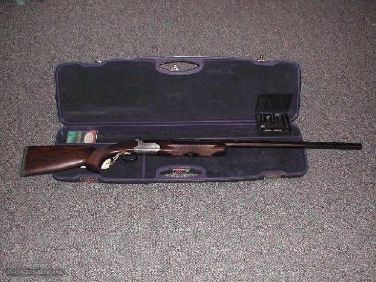 H & K FABARM 12 GA MONO TRAP MODEL SPORTING GUN ***** SN 611199 *****- 1 of 1