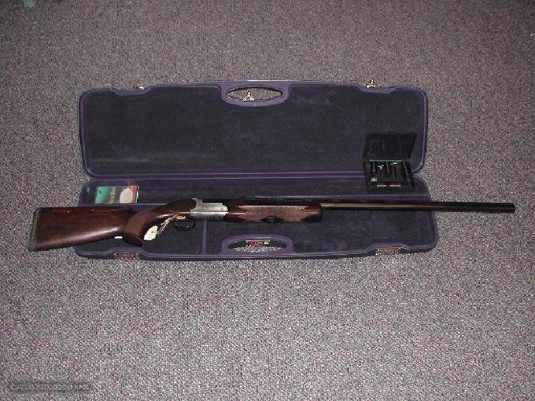 H & K FABARM 12 GA MONO TRAP MODEL SPORTING GUN ***** SN 611199 *****