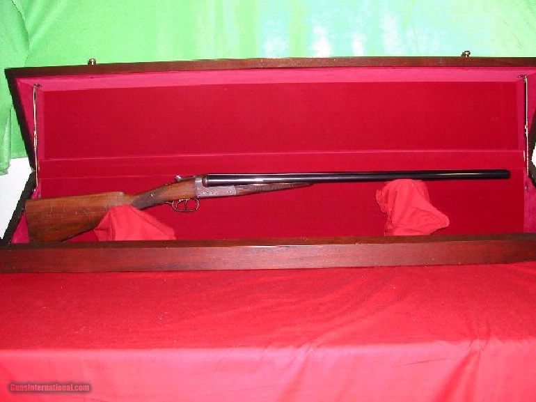 JOHN ILSLEY 20 BORE SXS SPORTING GUN ***** SN 3610 ***** - 1 of 1