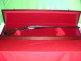 BSA DULUXE 12 BORE SXS SPORTING GUN ***** SN 16787 ***** - 1 of 1