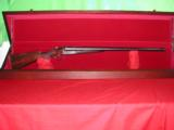 W. C. SCOTT 12 BORE SXS SPORTING GUN ***** SN 89226 *****