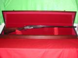WANLESS BROTHERS 12 BORE SXS SPORTING GUN ***** SN 2130 ***** - 1 of 1