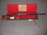 COGSWELL AND HARRISON 12 BORE SXS SPORTING GUN * CASED * SN 28382 *